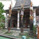 adventure, bike ride, Central Borneo Tengah, culture, Dayak Ngaju, Indonesia, Kahayan River, Obyek wisata, outdoor, Palangkaraya, Pasah Patahu, Tomb