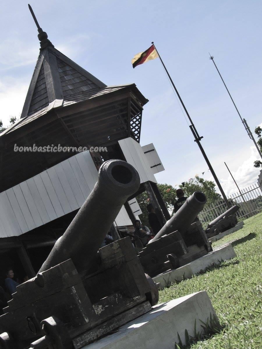Kubu Alice Muzium Warisan Sri Aman Malaysia Borneo