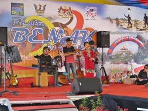 Food fair, trade fair, Iban, Lupar River, Malaysia, Sarawak Event, Simanggang, standing paddle, Sungai Batang Lupar, surfing, Tidal Wave, tides, water sports