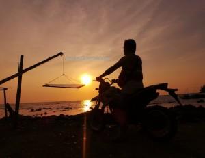 beach, bengkayang, bike ride, Borneo, clove, fishing village, indonesia, malay homestay, nature, nutmeg, Obyek wisata, outdoor, pantai, Randayan Island, snorkeling, spices, Sungai Raya Kepulauan, west kalimantan Barat,