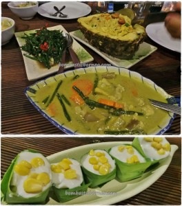 Thailand food, Bundu Paka Lodge, homestay, indigenous dayak, Kadazan Dusun, Kadamaian River, native, nature, outdoors, tribal, tribe, Malaysia, Borneo,