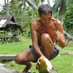 ancient, antique, Asajaya, chinese, copra, exotic fruit, farmhouse, kelapa, Kuching, malaysia, nature, outdoor, samarahan, Sambit, village, 雅沙再也,
