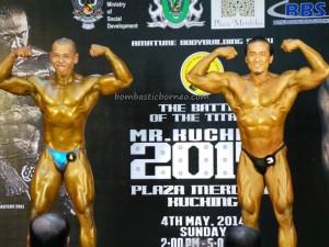 amateur, Bodybuilding, Borneo, contest, master, Nolan Chee, show, Sports, Health, 健美运动, muscleman, 健美先生, 古晋, 沙捞越, 马来西亚,