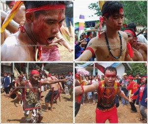 authentic, Dayak Bakati, baruk, culture, Dusun Sujah, indigenous, native, Nyabankng, Obyek wisata, paddy harvest festival, Riam Bakrim waterfall, rumah adat, skulls, spiritual, traditional, tribal village, tribe, west kalimantan Barat,