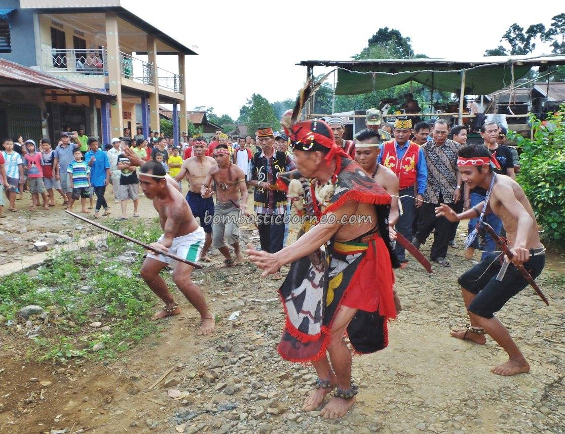 authentic, Dayak Bakati, baruk, Ethnic culture, indigenous, Indonesia, West Kalimantan Barat, native event, nyabankng, paddy harvest festival, Dusun Pisak, rumah adat, spiritual, traditional village, tribal, tribe,