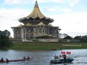 boat race, Borneo, crafts exhibitions, culture, duck catching, event, food fair, kayaking, Malaysia, outdoors, Sarawak river, tourist attraction, traditional,
