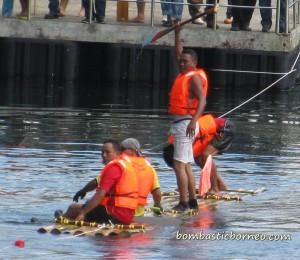 Bau, boat race, Borneo, Jong Regatta, Miniature sail boat racing, outdoor, Sarawak, Tasik Biru, tourist attraction, travel guide, water sports,