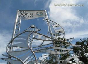 Borneo, event, Jong Regatta, Kuching, Malaysia, Miniature Boat Race, outdoor, Sarawak, Tasik Biru, tourist attraction, travel guide, water sports,