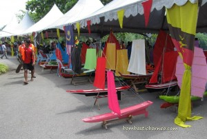 Borneo, Bau, event, Jong Regatta, Malaysia, Miniature Boat Race, outdoor, Sarawak, Tasik Biru, tourist attraction, travel guide, water sports,