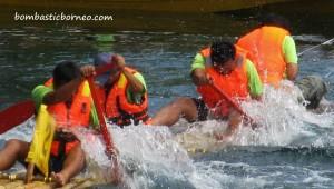 Bau, Blue Lake, Miniature boat race, festival, Jong Regatta, Kuching, Malaysia, Tasik Biru, tourist attraction, travel guide, water sports,