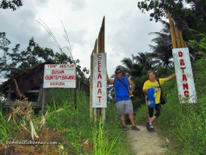 adventure, authentic village, Borneo, Community Service, dayak homestay, Entikong, indigenous, longhouse, native, rural, Sanggau, traditional, tribal, tribe, Crossborder trekking. Transborder hiking,