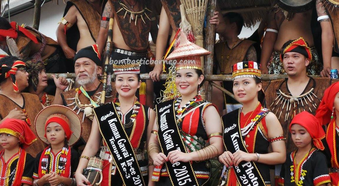 authentic, Bidayuh culture, Gawai Padi Sawa, indigenous, Kuching event, Kumang, land dayak, Malaysia, Sarawak native, Serian, thanksgiving, Tourism, tourist attraction, tourist guide, traditional, tribal village, tribe,