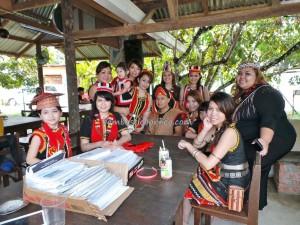 authentic, Bidayuh culture, Gawai Padi Sawa, indigenous, Kuching event, Kumang, land dayak, Malaysia, Sarawak native, Serian, thanksgiving, Tourism, tourist attraction, tourist guide, traditional, tribal village, tribe,