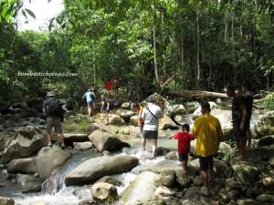 air terjun, homestay, Iban longhouse, native, orang asli, Paku Ulu Undop, Radau, rumah panjang, sea dayak, Sri Aman, Tourism, tourist attraction, trekking, tribal, tribe, village,