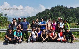 authentic, bengoh dam, Dayak Bidayuh, hikers, village homestay, indigenous, jungle, Kampung Sting, Kuching, native, orang asal asli, Padawan, rainforest, trekking, tribal, tribe, Waterfall,