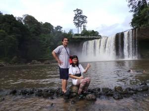 air terjun, authentic, Bananggar, dayak Selako, Ethnic, indigenous, Kalimantan Barat, Kecamatan Air Besar, Mananggar, Melanggar, Obyek wisata, Sungai Landak River, trekking, tribal, tribe,