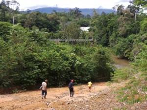 adventure, air terjun, authentic, Borneo, dayak, Dusun Tauk, indigenous, Kecamatan Air Besar, Mananggar, Melanggar, native, nature, Obyek wisata, outdoor, tribal, Waterfall,