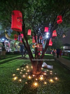 authentic, Borneo, culture, Ethnic, intercultural, kung ming lantern, Malaysia-China Friendship Park, Mooncake Festival, outdoor, sky lantern, Taman Sahabat, event, 中秋节, 孔明灯, 马中公园,