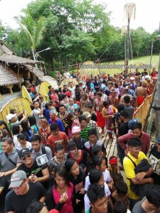 adventure, baruk, Bengkayang, Borneo event, ritual ceremony, cultural tourism, bidayuh tribe, homestay, indigenous, West Kalimantan Barat, Kampung Padang Pan, native village, Nyobeng gawai, paddy harvest festival, Rumah Adat Baluk, Siding, skull house, traditional, tribal,