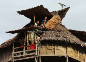 authentic village, Bengkayang, ritual Ceremony, cultural tourism, Dayak Bidayuh, culture, Desa Hli Buei, Baruk, indigenous native, Nibakng, Nyobeng gawai, paddy harvest festival, Siding, skull house, traditional event, tribal, tribe, Wisata Budaya,