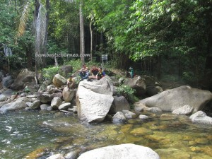 adventure, air terjun, Aruk, authentic village, Bakati Rara, Borneo, hiking, indigenous, Kaliau', objek wisata, outdoor, rainforest, Sajingan Besar, Sambas, Suku Dayak Bakati, trekking, tribal, tribe, wisata alam,