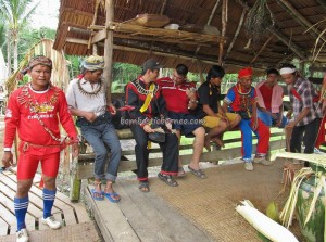 Borneo adventure, authentic village, baruk, cleansing ceremony, Bidayuh culture, Desa Hli Buei, gawai dayak, indigenous, Kampung Gumbang, native, Nyobeng, Outdoor event, padi harvest festival, ritual, skulls house, thanksgiving, traditional, tribal, tribe,