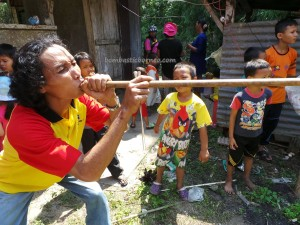 Dayak Bidayuh, Borneo, Christian, Church Day, Ethnic, Dusun Gun Tembawang, homestay, indigenous, village events, Padawan, malaysia, outdoors, St Christopher,