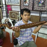 Borneo, Crafts, culture, dayak motif, Bidayuh, Ethnic, Fiesta Makanan, Food festival, International Dragon Boat Regatta, Kraftangan, outdoors, tourism, tourist attraction, happening,