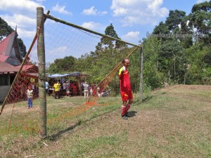 soccer, Dayak, Bidayuh, Borneo, Christian, Church Day, Ethnic, Dusun Gun Tembawang, homestay, indigenous, Sapit, Semban, outdoors, Padawan, events, St Christopher,