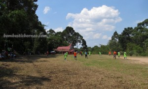 soccer, Bidayuh, Borneo, Christian, Church Day, dayak, Ethnic, Dusun Gun Tembawang, homestay, indigenous, Sapit, Kuching, outdoors, Padawan, events, St Christopher, Kiding,