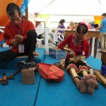 Borneo Highlands, culture, dayak, Ethnic, event, Fiesta Makanan, Food festival, International Dragon Boat Regatta, Kraftangan, outdoors, waterfront, tourism, tourist attraction, happening, tembaga, Kampung Semban, Padawan,