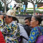 Borneo, Crafts festival, culture, dayak, Ethnic, yearly event, Fiesta Makanan, Food festival, Kraftangan, Malaysia, outdoors, tourism, tourist attraction, happening, competition, Orang Ulu, racing,