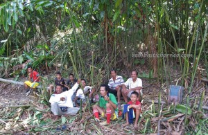 soccer, Bidayuh, Borneo, Christian, dayak, Ethnic, Dusun Gun Tembawang, homestay, indigenous, Kuching, malaysia, outdoors, Sarawak events, village, Kiding, football match, Semban,