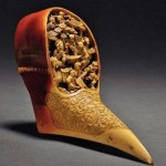 casque, dayak, Indigenous People, indonesia, kalimantan, malaysia, Protected Species, Rhinoplax Vigil, largest bird
