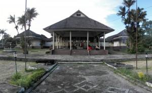 Istana Al Mukarrammah Malay Sultanate Sintang Kalimantan Indonesia