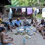 Borneo Heights, Highlands, durian, exotic delicacy, hashers, indigenous, jungle trekking, Kampung Kiding, Kuching, malaysia, native, Padawan, rainforest, sunrise, tour guide, traditional, tribal,
