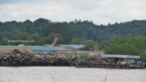 Borneo, Mardiah Resort, Old airport, Pasar Malam, Tourism, tourist guide, wet market