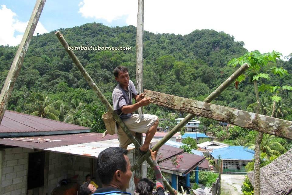 Kampung Gumbang Baruk Gawai Dayak Bidayuh Tribe 02 Bombastic Borneo