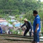 community service, baruk, Borneo, culture, dayak bidayuh, Gawai Dayak, homestay, indigenous, native, nyobeng, orang asal, orang asli, event, skull house, split bamboo panels, tribal, tribe,