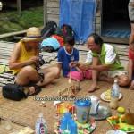 authentic, Borneo Heights, Highlands, exotic delicacy, hashers, indigenous, jungle trekking, Kuching, malaysia, native, orang asal, Padawan, rainforest, Sarawak, sunrise, tour guide, traditional, tribe,
