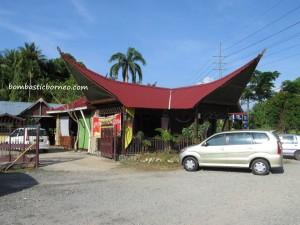 Borneo, Old airport, Pasar Malam, Pasar Utama, Tourism, tourist guide, town, wet market