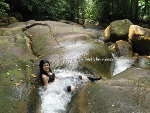 adventure, air terjun, Borneo, Gunung Santubong, hiking, jungle, outdoors, rainforest, Santubong National Park, Tourism, tourist attraction, travel guide, trekking, Waterfall, Kuching,