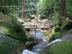 adventure, air terjun, Borneo, gully, Gunung Santubong, hiking, Kuching, malaysia, outdoors, rainforest, Santubong National Park, tourist attraction, travel guide, trekking, Waterfall, Puteri,