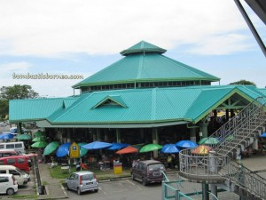 Borneo, Mardiah Resort, Old airport, Pasar Malam, Tourism, tourist guide, town, night market,