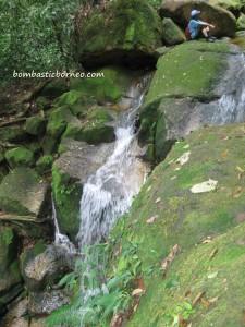 adventure, air terjun, Borneo, gully, Gunung Santubong, Mountain Santubong, nature, outdoors, rainforest, Santubong National Park, Tourism, tourist attraction, travel guide, trekking, Waterfall
