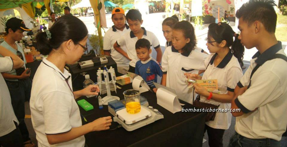 biological, Borneo Heights, essential oil, event, handmade soaps, health screening, Kuching, origami, paper art, plant tissue culture, research, SBC, wildlife conservation
