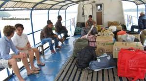 Borneo, Community Service, malaysia, medical seva, Non Government Organization, outdoors, rural service, Sarawak, Sarikei, Song, speedboat, Sungai Rejang, Transportation, village, volunteer,