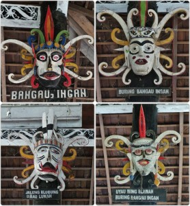 adventure, Borneo, budaya, culture, Suku Dayak, Ethnic, indigenous, Makmur Jaya, native, Obyek wisata, Tourism, tourist attraction, traditional, travel guide, tribal, tribe, Balai Adat Luung Baun, customs hall,