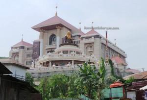 Borneo, east kalimantan, Kota Bontang, Maha Vihara Sejahtera Maitreya, Obyek wisata, travel guide, tourism, tourist attraction,