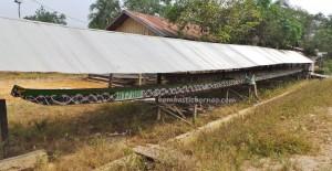 adventure, authentic, Borneo, culture, Ethnic, indigenous, Kongbeng, Kutai Timur, Lamin Adat, native, perahu panjang, Suku Dayak Kayan, Tourism, tourist attraction, travel guide, tribal, tribe,